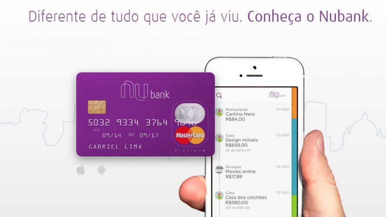 Como Solicitar Um Convite Do Cartao Nubank Mastercard Cartao A