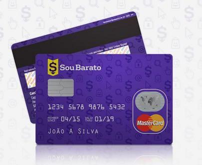 2ccc72916884f Outlet das Lojas Americanas lança cartão Sou Barato MasterCard ...