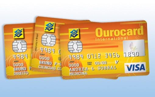 Cart o bb ourocard universit rio do banco do brasil - Habilitar visa debito para el exterior ...