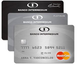 São três cartões comercializados: Standard Internacional, Platinum e Black, ambas com a bandeira MasterCard (divulgação)