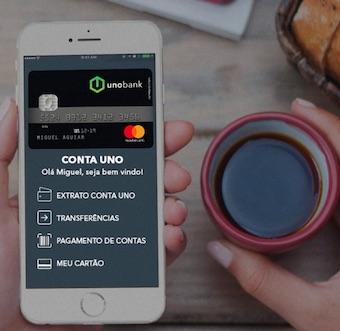 Unobank alia cartão de crédito sem anuidade com conta bancária digital (divulgação)