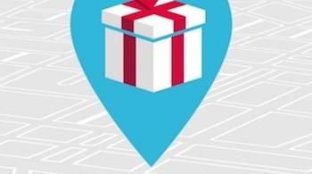 B.Check-in Bradesco Cartões permite ganhar crédito na fatura por compras e check-in em estabelecimentos (divulgação)