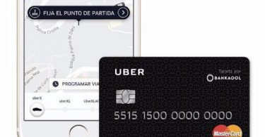 Cartão Uber MasterCard