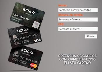 3d12ab011 Fatura do Cartão Riachuelo – 2ª via pela internet - Cartão a Crédito