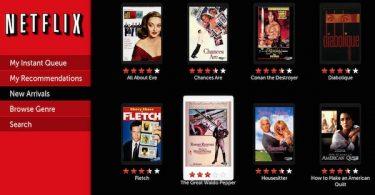 Netflix com cartão de débito