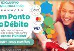 Promoção Multiplus pontos no débito