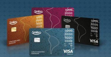 Cartões Smiles Fidelidade