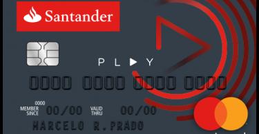 Cartão Play MasterCard
