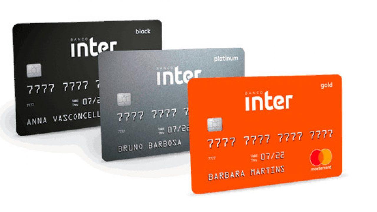 Como conseguir o cartão PLATINUM do Banco Inter - Cartão a Crédito