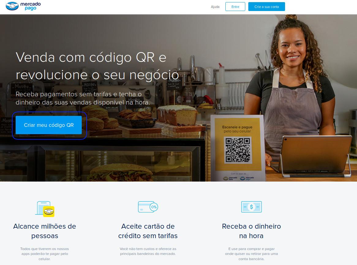 Como gerar QR Code Mercado Pago