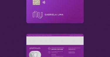 novo cartão Nubank