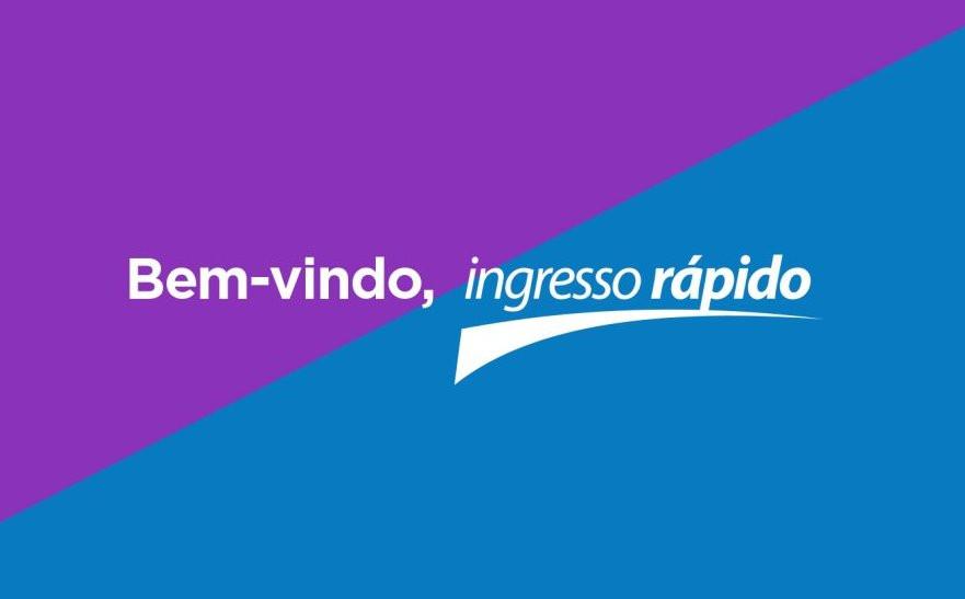 Nubank + Ingresso Rápido