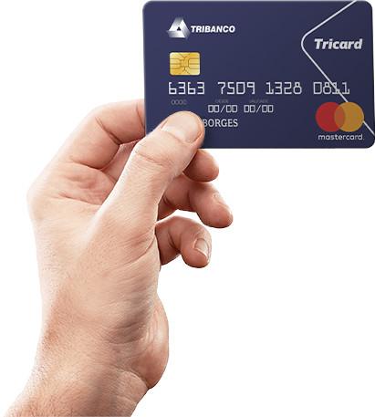 Como Solicitar O Cartao Tricard Mastercard Sem Anuidade Cartao A