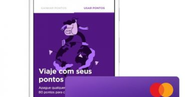 Novo Rewards do Nubank