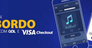 Gol e Visa Checkout