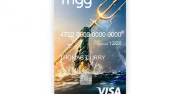 Cartão Trigg Aquaman