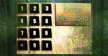 Keypad maquina de cartão