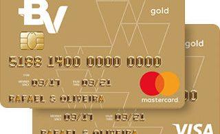 Cartões Visa e MasterCard BV Financeira