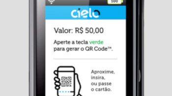 CIelo QR Code na Maquininha
