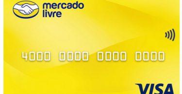 Cartão de Crédito Mercado Livre Visa Itaucard