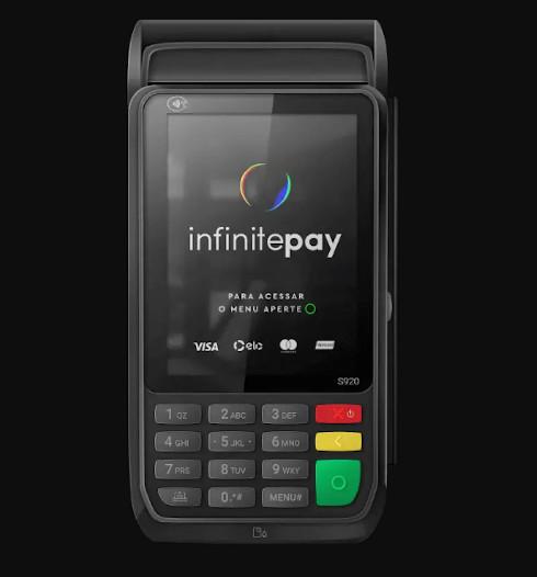 InfinitePay Black