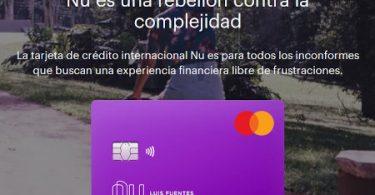 Nubank México lançamento