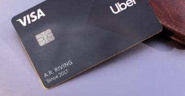 Cartão de Crédito Uber VISA