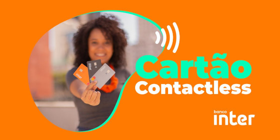 Novo cartão Contactless MasterCard do Banco Inter