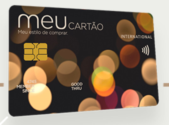 Cartão Renner com Contactless