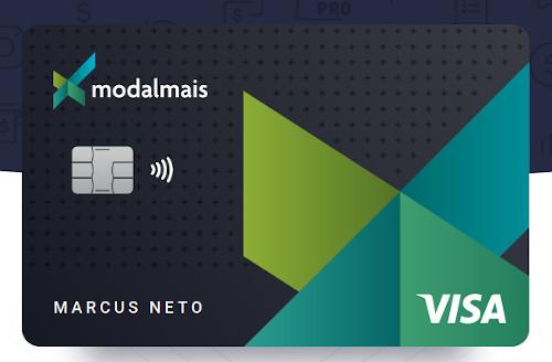 Cartão Modalmais Visa