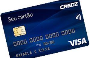 Cartão Credz Co-Branded Visa