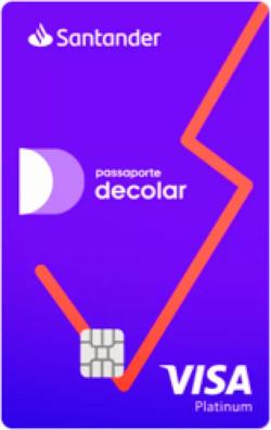 Cartão Decolar Roxo (Platinum)