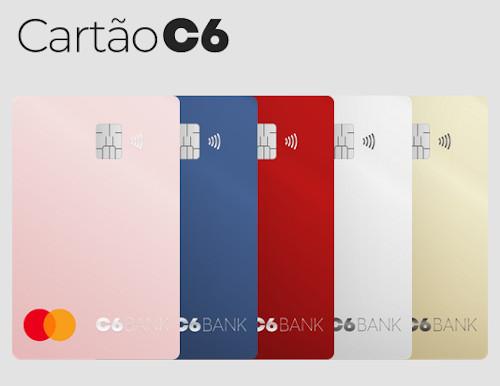 Cartões C6 Bank
