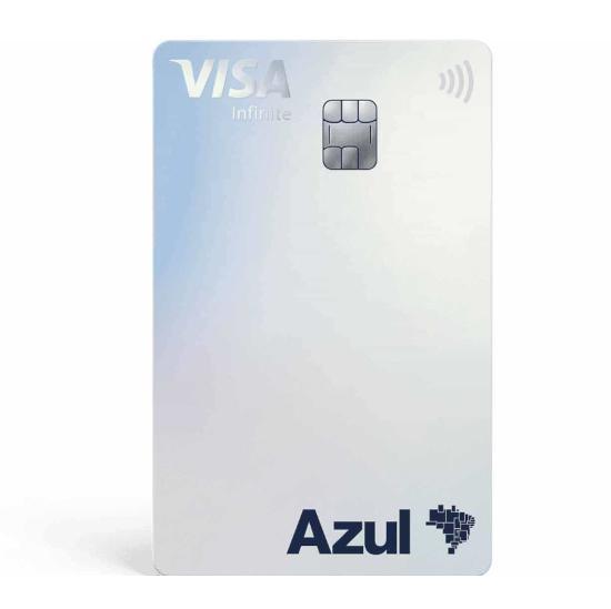 Cartão Azul Visa Infinite Itaucard