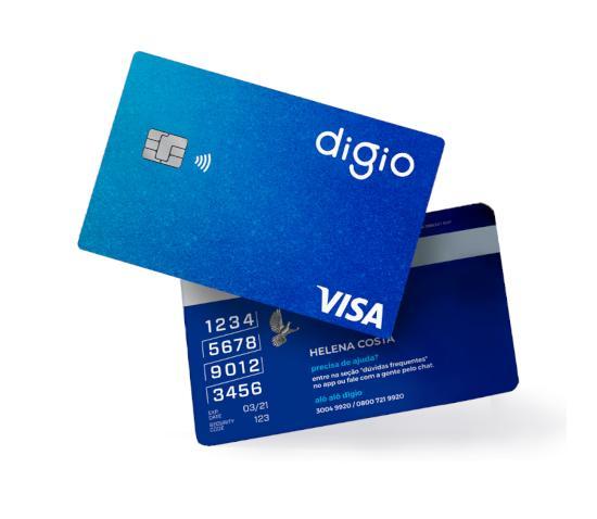 Cartão Digio Visa