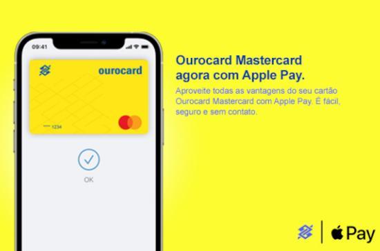 Mastercard no Apple Pay