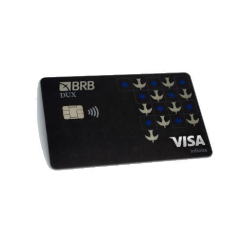 Cartão BRB DUX Visa Infinite
