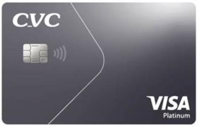 Cartão CVC Itaucard Visa Platinum